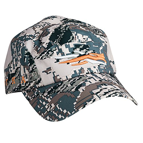 Cap Gtx - SITKA Gear Stormfront GTX Cap Optifade Open Country One Size Fits All