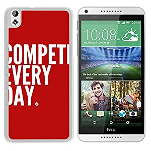 Compete (2) Durable High Quality HTC Desire 816 Phone Case