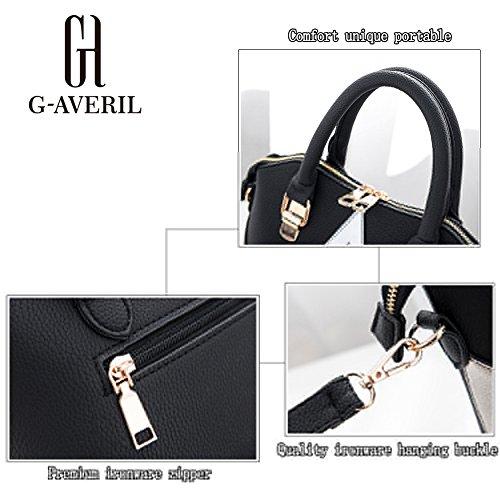 G-AVERIL - Bolso mochila  para mujer rosa rosa rosa