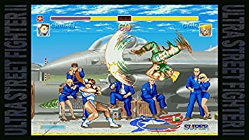 Ultra Street Fighter II: The Final Challengers - Nintendo Switch ...