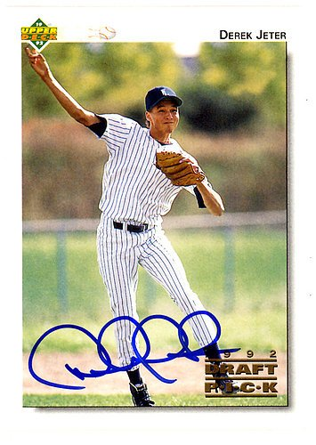 Derek-Jeter-Signed-1992-Score-Select-Rookie-Card-5-New-York-Yankees-JSA-Certified