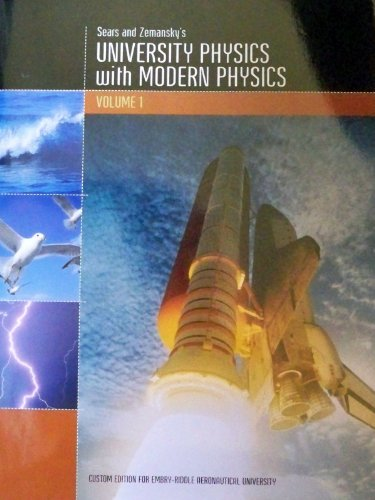 Sears and Zemansky's University Physics with Moders Physics Volume 1