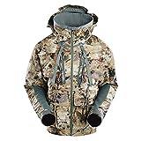 duck blind camo pants - Sitka Layout Jacket, Optifade Waterfowl, XX Large