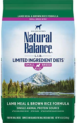 Natural Balance Limited Ingredient Diets Small Breed Bites