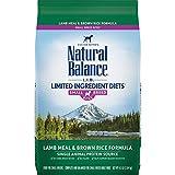 Natural Balance Small Breed Bites L.I.D. Limited I...