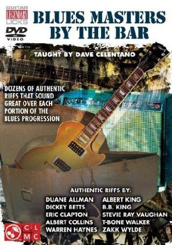 Dave Celentano: Blues Masters By The Bar Dave Celentano