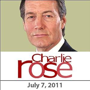 Charlie Rose: Mike Crapo, Julianna Goldman, Mark Warner, Sally Jenkins, and Kevin Blackistone, July 7, 2011 Radio/TV Program