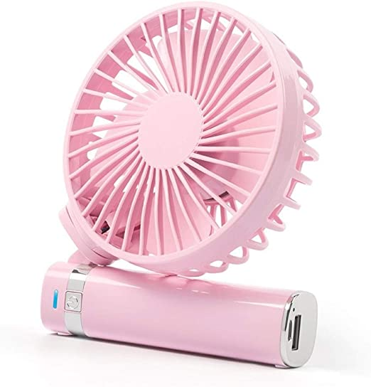 Abanico Mini ventilador USB de carga Ventilador eléctrico de ...