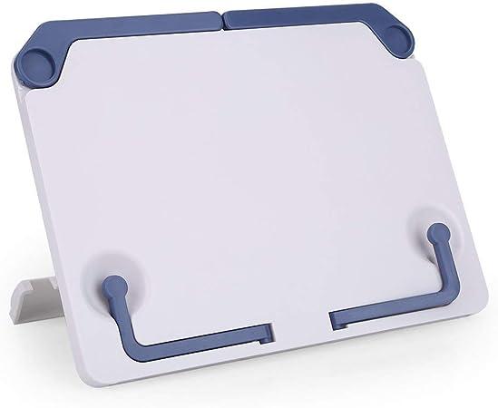 Libro de madera portátil portátil de pie soporte de lectura marco plegable bookholders 6A