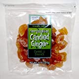 Trader Joe's Uncrystallized Candied Ginger (Pack of 4)