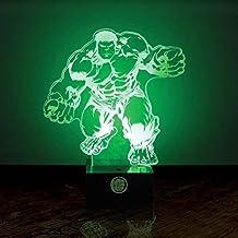 Officially Licensed Marvel Avengers Hulk Character Light