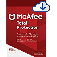 McAfee Total Protection - Unlimited Devices [Download Code]