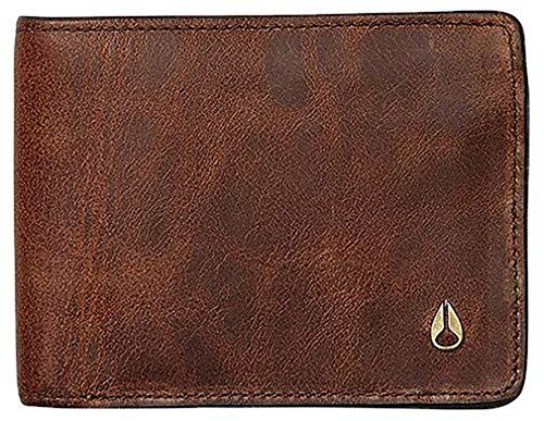 Nixon Arc SE Bi-fold Wallet - Brown