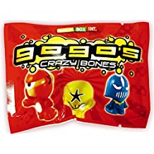 Go Gos Series 1 Crazy Bones Collectables-Colors & Styles May Vary