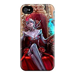 TsFvO2229DBkeH Case Cover, Fashionable Iphone 4/4s Case - Waiting For Vampire