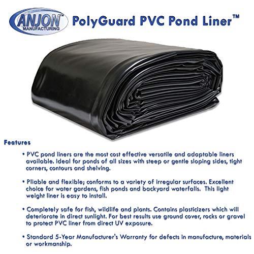 Buy pond liner epdm 20 x 30