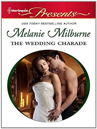 book cover of The Wedding Charade