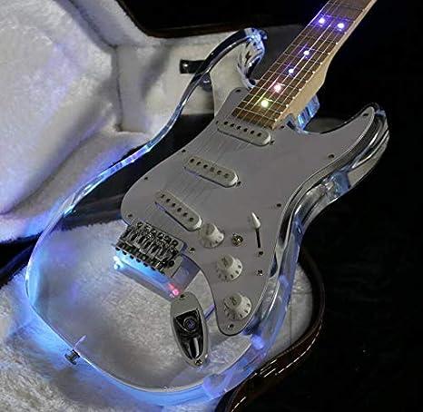 FidgetFidget New Custom Shop ST guitarra eléctrica cuerpo de ...
