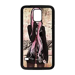 Vocaloid Samsung Galaxy S5 Cell Phone Case Black 91INA91154309