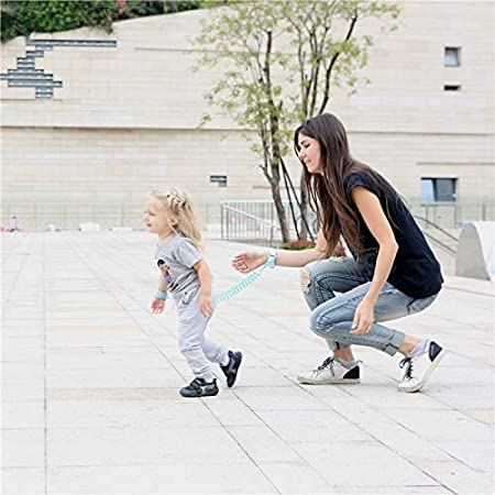 Child Outdoor Safety Hook and Loop Wristband Leash Anti Lost Wrist Link