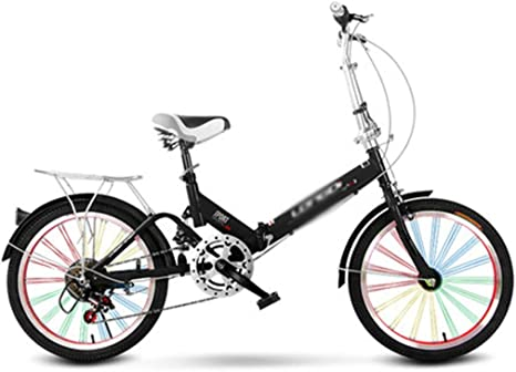 Paseo Bicicleta Bicicleta Plegable Bicicleta de Carretera Mini ...