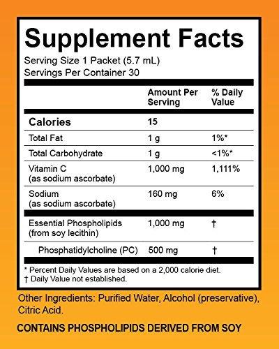 LivOn Labs- Lypo-spheric Vitamin C 12 Pack (360 Count) ''Jumbo pack '' Quanity by LivOn Laboratories Lypo-Spheric (Image #1)