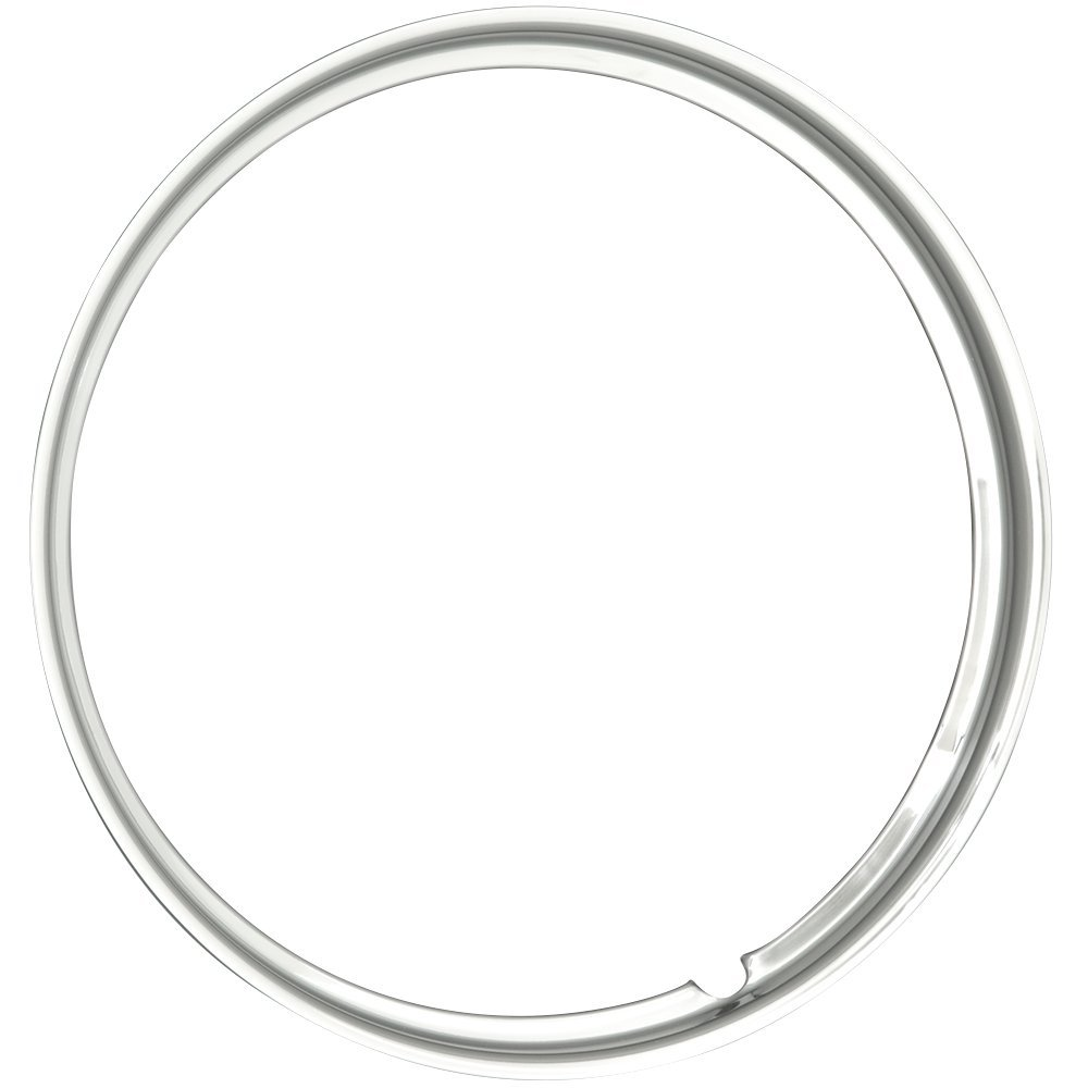 Coker Tire 3005-15 Trim Ring 15 Inch Hot Rod Smooth