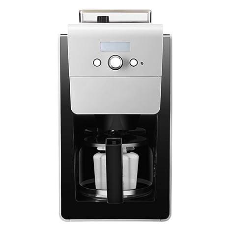 LJSHU Molinillo De Café Completamente Automático Vapor Comercial Hogar Cocinar Frijoles Recién Molidos Máquina De Café