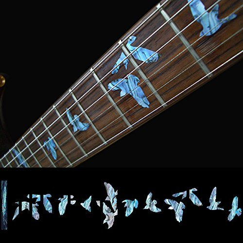 Acoustic & Classical Guitar Wood & Inlay Material