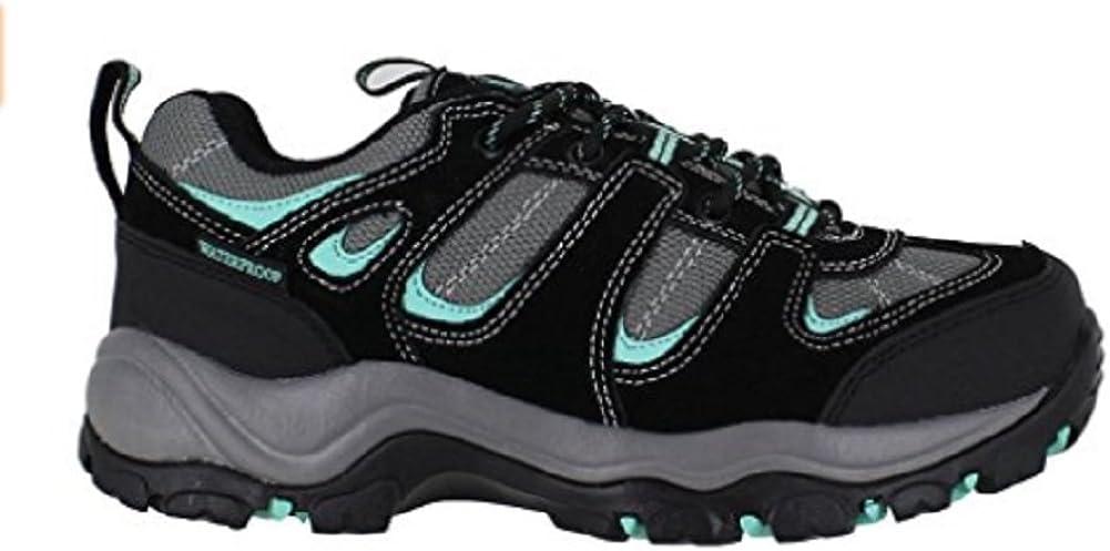 Northwest Territory - Zapatillas de senderismo para mujer, talla 4, 5, 6, 7, 8, impermeables, buen agarre: Amazon.es: Zapatos y complementos