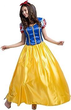Disfraz de Blancanieves de Talla Grande Mujer Cuento de Hadas ...