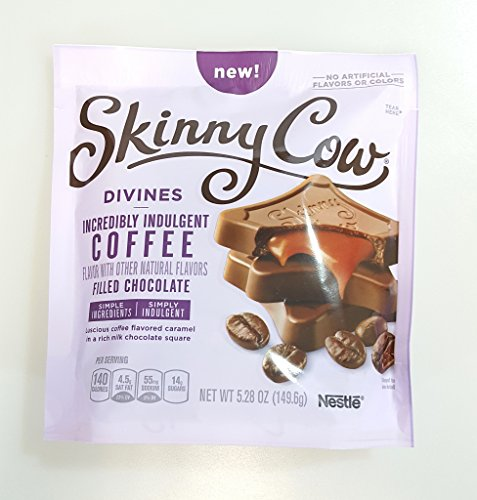 Nestle Skinny Cow Chocolate Candies (Coffee Divines)