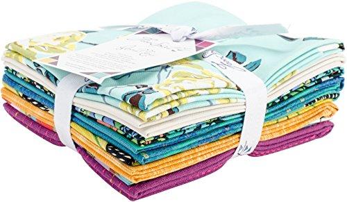 Joel Dewberry Avalon Fat Quarter Bundle 24 Precut Cotton Fabric Quilting FQs Assortment Free Spirit FB1FQJD.Q417X