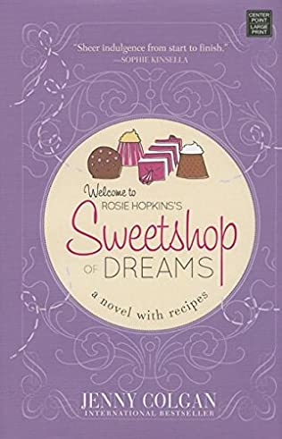 book cover of Welcome to Rosie Hopkins\' Sweetshop of Dreams