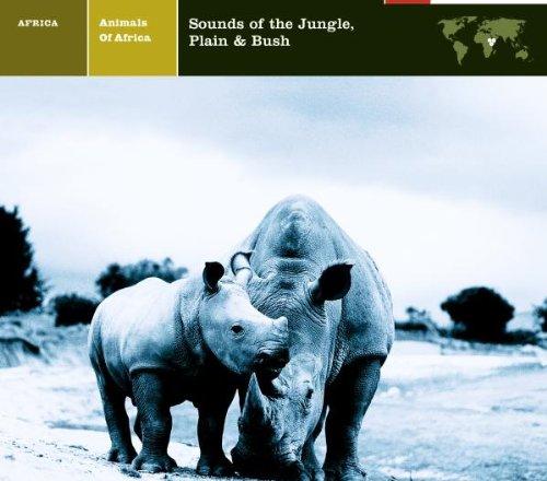 (Explorer: Animals of Africa - Sounds of the Jungle, Plain & Bush)