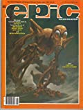 Epic Illustrated (The Marvel Magazine of Fantasy & Science-Fiction, Volume 1, Number 30, June 1985)