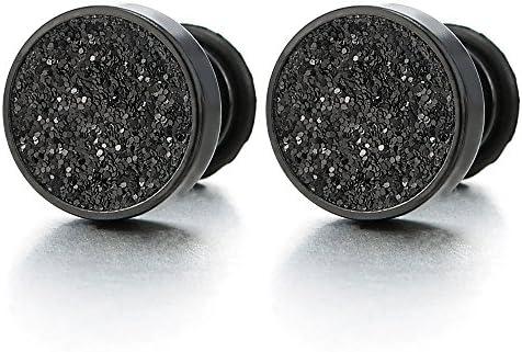 Women Circle Earrings Glitter Cheater product image