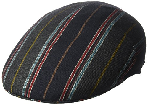 Kangol Men's Tweed Milano, College Stripe, L ()