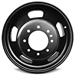 Automotive : New 17 Inch Dodge Ram 3500 DRW Dually 8 Lug Replacement Wheel Rim 17x6 Inch 8 Lug 121mm Center Bore 136mm Offset