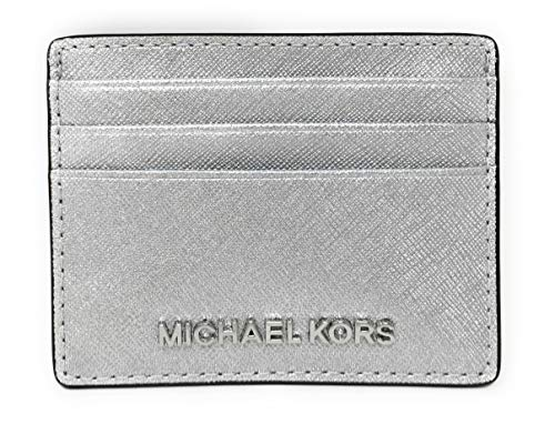 Travel Credit Card Holder Case in Silver ()