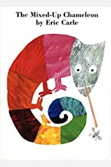 The Mixed-Up Chameleon Board Book Board book