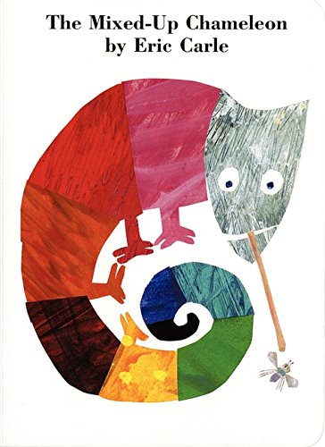 The Mixed-Up Chameleon Board Book (Playboard Book)