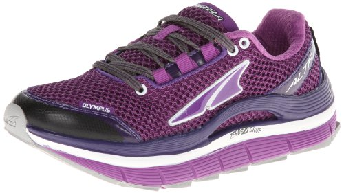 Drop Altra Green Grape Shoes Black Running Womens Gothic Olympus Zero Trail Grape Sparkling qrrtF7