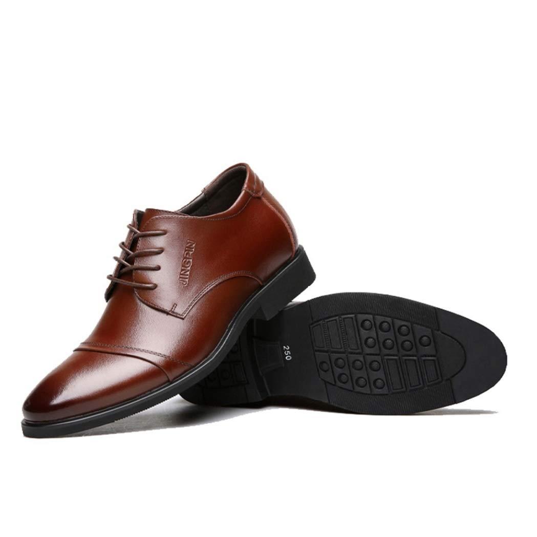 Hombres Zapatos de Negocios Zapatos de Cuero Formal Zapatos de Oficina Zapatos de Vestir de Boda Oxford