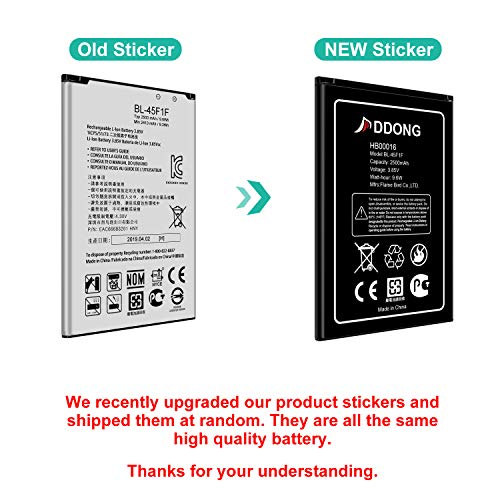LG Phoenix 3 Battery, Replacement Battery for LG Aristo MS210 (Metro PCS & T-Mobile), LG Fortune M15 - http://coolthings.us