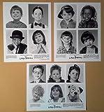 Photo Lot~ The Little Rascals ~Travis Tedford ~Bug Hall Alfalfa ~Courtland Mead