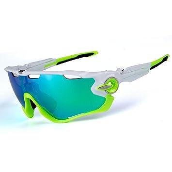 Ciclismo Gafas de Sol Jawbreaker polarizado Hombres Gafas Deportivas 4 Lentes Ciclismo Gafas Gafas de Bicicleta