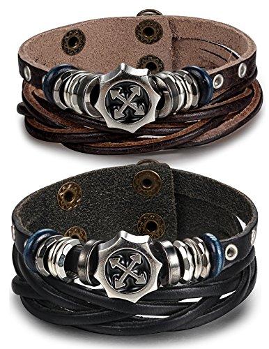FIBO STEEL Bracelets Bracelet Adjustable