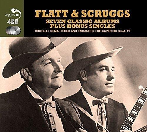 - Flatt & Scruggs -  Seven Classic Albums Plus