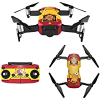 RDtech Mavic Air 2018 FIFA World Cup Decal Skin, Six Finalists Stikers for Mavic Air Includes Drone Skin, Controller Skin and Button Skin(ESP)